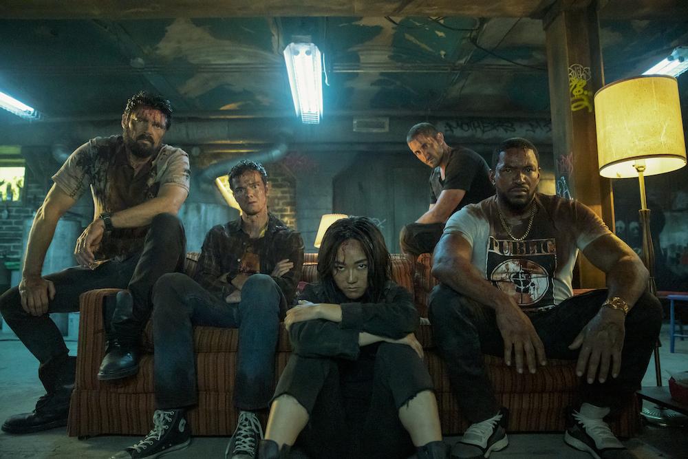 The Boys de Amazon lucha con sus poderes en la segunda temporada